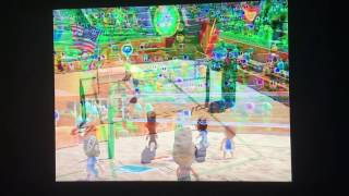 Mario and Sonic at the Rio 2016 Olympic Games- Tournament (Dream Team) Part 1