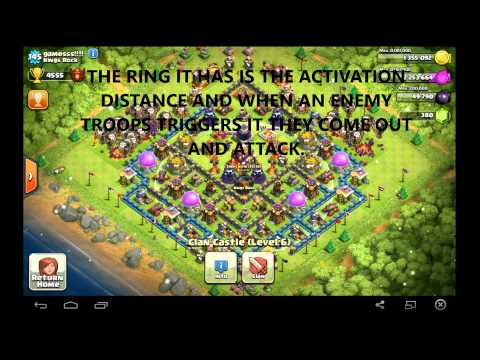 BENEFITS OF BEING IN A CLAN IN CLASH OF CLANS