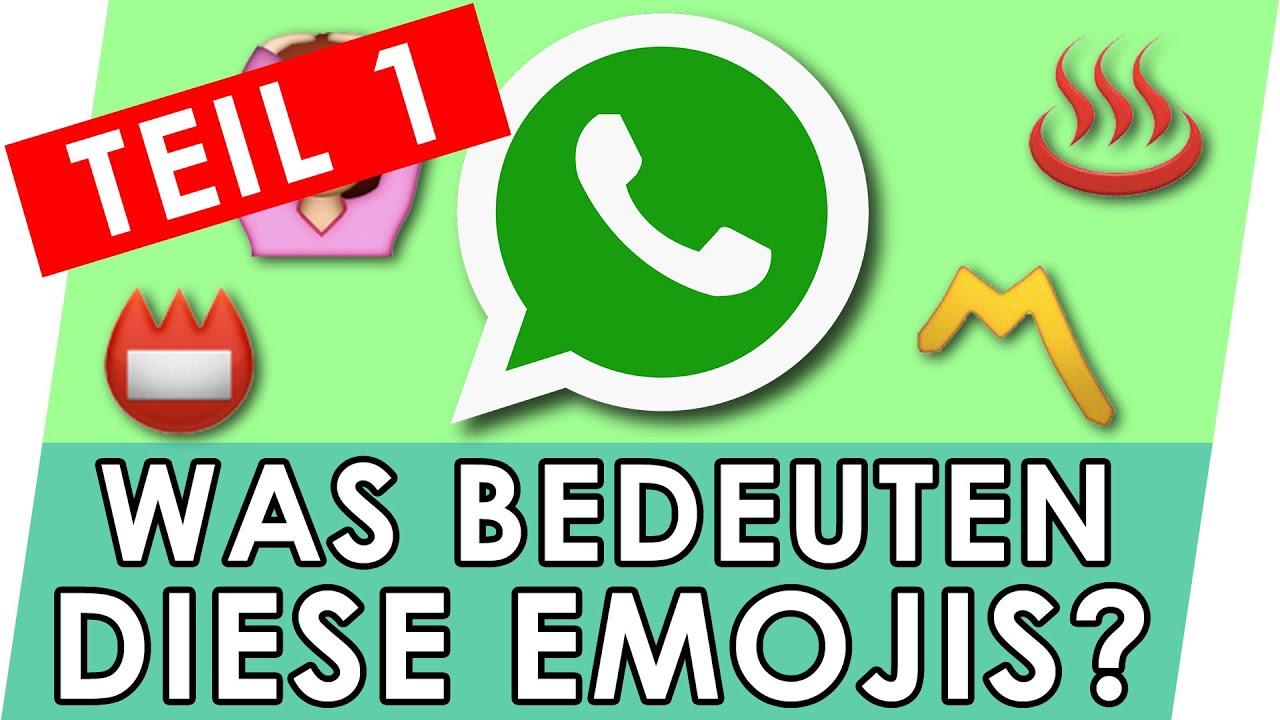 Whatsapp Emoji Bedeutung - impending.co