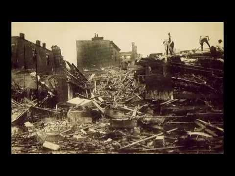 1915 Cincinnati, Ohio ~ Deadly Wind Storm 38 Deaths