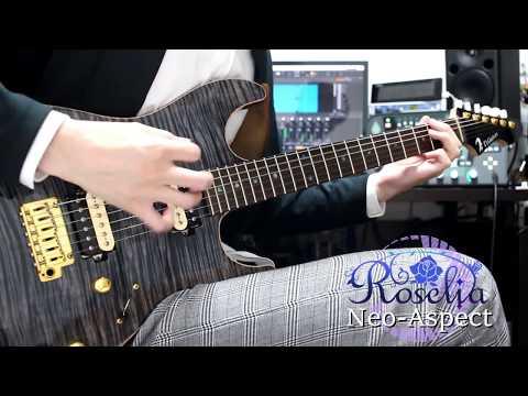 Neo-Aspect/Roselia Guitar Cover【Bang Dream!】