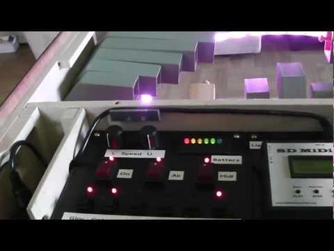 A look inside the street organ