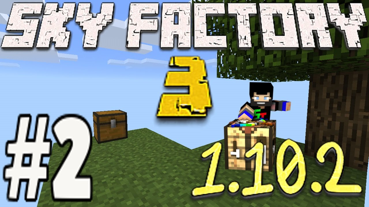 Minecraft Sky Factory 3 1 10 2 - Mob Spawner Lava And