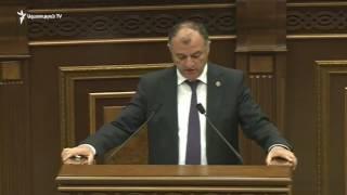ԱԺ մշտական հանձնաժողովների նախագահների քվեարկության ամփոփումը