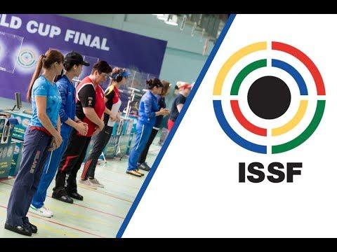 25m Pistol Women Final - 2017 ISSF World Cup Final in New Delhi (IND)
