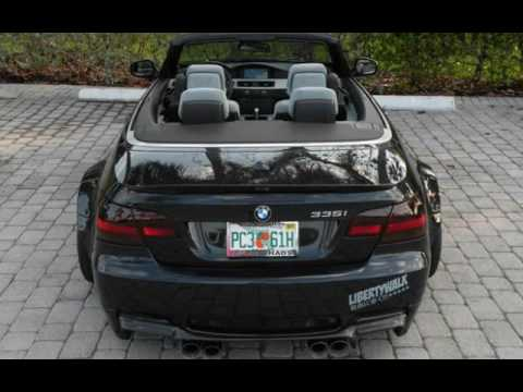 2010 bmw 335i liberty walk convertible ft myers fl for sale in fort myers fl youtube. Black Bedroom Furniture Sets. Home Design Ideas