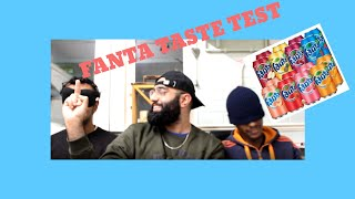 FANTA TASTE TEST WITH MY BEST FRIENDS - GONE TOTALLY WRONG!