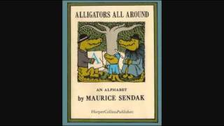 Gambar cover Alligators All Around by Maurice Sendak Narrated by Tammy Grimes