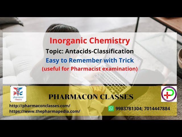 Antacid Classification