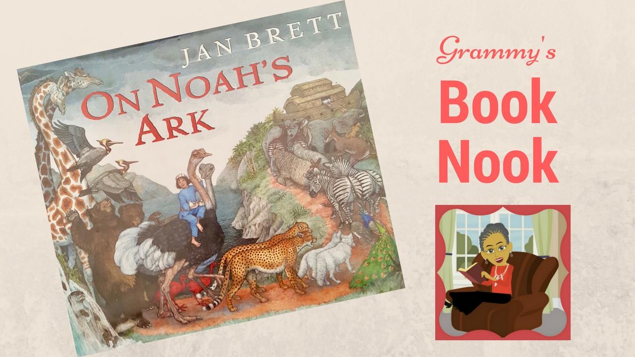 on noah u0027s ark children u0027s books read aloud youtube