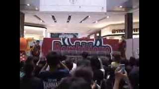 20130901 バンビシャス奈良 チーム体制発表会