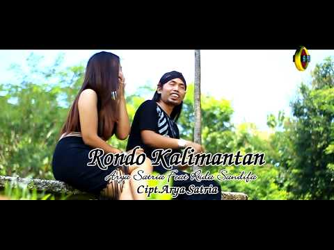 Arya Satria feat. Rida Sandifa - Rondo Kalimantan (official music video)