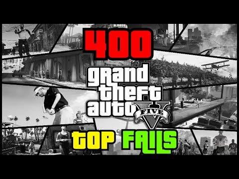 TOP 400 BEST GTA 5 FAILS (Grand Theft Auto V FAILS MEGA Compilation) | ALKONAFT007