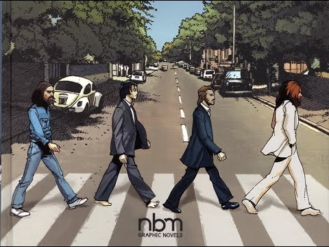 the-beatles-in-comics-from-nbm-graphic-novels