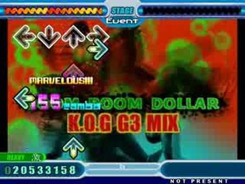 stepmania - BOOM BOOM DOLLAR - Scraf