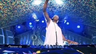 Скачать Afrojack Hardwell Feat MC Ambush ID Live At Tomorrowland Belgium 2017