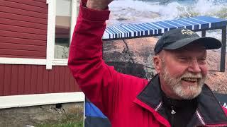Hannu: Stora rikki ja perälippu riekaleina, Naantalin Venemessut