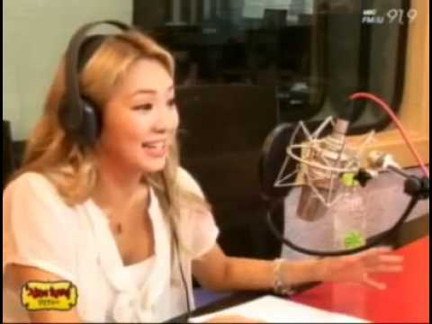 [130911] Hyoyeon  @MBC FM4U Kim Shinyoung's Music Party [FULL]
