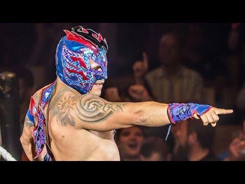 Every WWE Cruiserweight Champion (1991-2017)