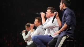 98 Degrees - I Do (Cherish You) - Boston 6/2/13