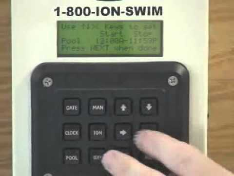 Programmable Pool System w/CO2
