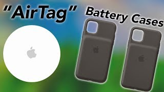 AirTags & Battery Cases hinted in iOS 13.2 Code