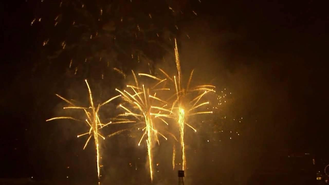 Calgary Stampede 2009 Fireworks Youtube