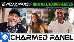 CHARMED Cast Panel – Wizard World Virtual Experiences 2020