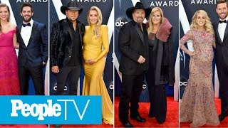 The 52nd Annual CMA Awards Red Carpet Show: Celebrity Interviews, Looks & More | PeopleTV Video