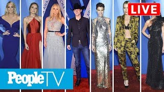 The 52nd Annual CMA Awards Red Carpet Show: Celebrity Interviews, Looks & More | LIVE | PeopleTV