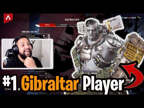 (MUST WATCH) How To Win With Gibraltar! - Apex Legends