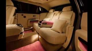 Rolls-Royce FAB1 Ghost Extended Wheelbase Videos