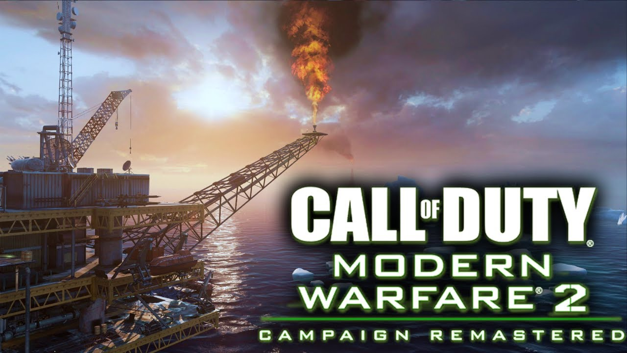 Modern Warfare 2 remaster leaked, reportedly releases Tuesday