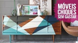 6 dicas para deixar seus móveis mais sofisticados