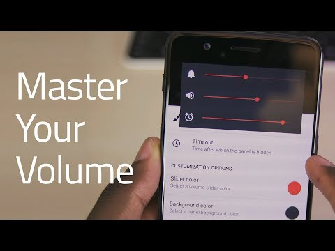 How To Control Your Media Volume By Default [No Root] - YouTube