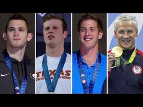 Was Olympic swimmers' robbery lie overblown?