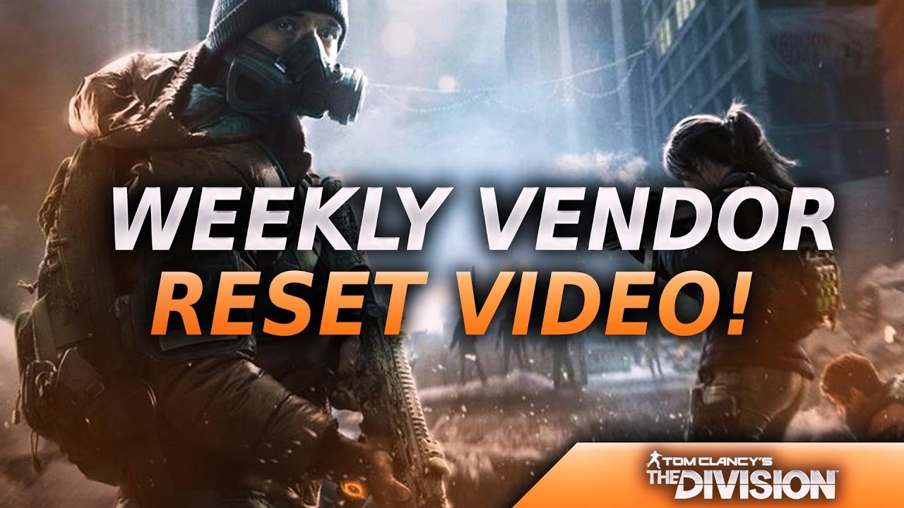 THE DIVISION - UPDATE 1 6 - MOST OP SMG BLUEPRINT IN PATCH 1 6! WEEKLY  RESET - GOD ROLL 256 GEAR!