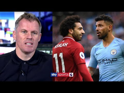 Jamie Carragher previews Liverpool v Man City - the BIGGEST match of the season so far!