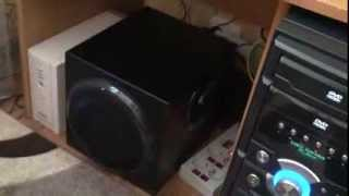 обзор колонок Microlab Solo 7C, F&D SPS 2000, Logitech Z906