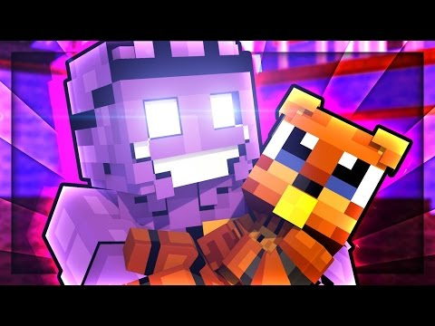 FNAF Who's Your Daddy - PURPLE GUY IS OUR DADDY?! (Minecraft