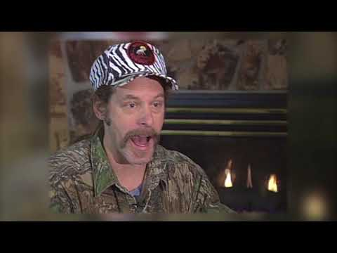Ted Nugent Hunts Nebraska