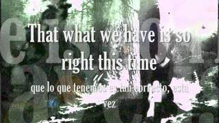 i need you tonight  - BackStreet  boys (subtitulos ingles y español )