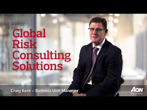 Craig Kent - Global Risk Consulting Solutions Expert