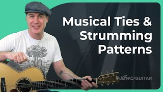 All About Musical Ties & Strumming Patterns