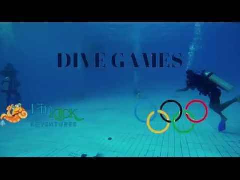 Dive Games 1.0 - Intro - Pune, India   28 August 2016