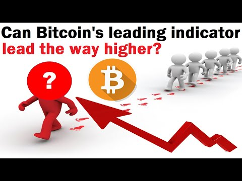 Can Bitcoin's Leading Indicator LEAD The Way Higher Again For BTC?