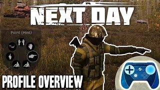 Next Day: Survival [Steam Controller] Profile Overview