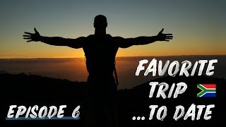AMAZING Trip to Cape Town, South Africa - Cole Sager - Ep06