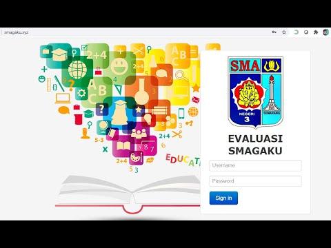 Tutorial Aplikasi SMAGAKU ver.2020