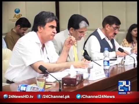 24 Report: Meeting of Senate Standing Committee on ...